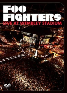 Foo Fighters: Live at Wembley Stadium, DVD  DVD