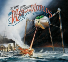 Jeff Wayne's Musical Version of the War of the Worlds: Special Edition (30th Anniversary Edition), CD / Album