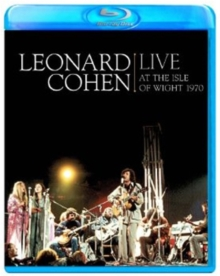 Leonard Cohen: Live at the Isle of Wight 1970, Blu-ray