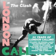 London Calling (30th Anniversary Edition), CD / Album with DVD