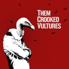 Them Crooked Vultures, CD / Album