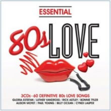 Essential 80's Love, CD / Album