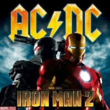 Iron Man 2, CD / Album
