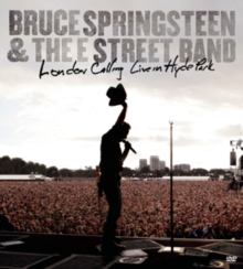 Bruce Springsteen and the E Street Band: London Calling - Live..., DVD