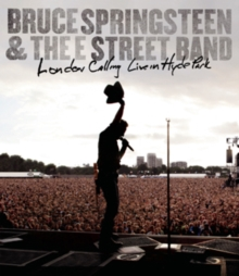 Bruce Springsteen and the E Street Band: London Calling - Live..., Blu-ray