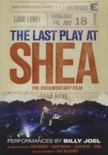 Billy Joel: The Last Play at Shea, DVD