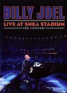 Billy Joel: Live at Shea Stadium, DVD  DVD