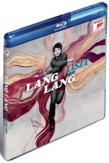 Lang Lang: Liszt Now, Blu-ray  BluRay