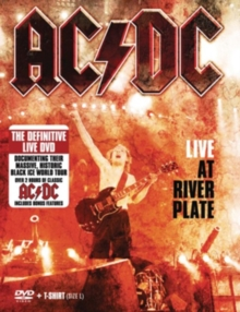 AC/DC: Live at River Plate, DVD