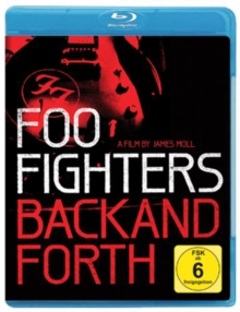 Foo Fighters: Back and Forth, Blu-ray
