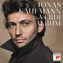 Jonas Kaufmann: The Verdi Album, CD / Album