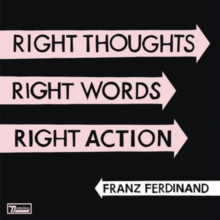 Right Thoughts, Right Words, Right Action (Deluxe Edition), CD / Album Cd