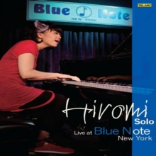 Hiromi Uehara: Hiromi Solo - Live at Blue Note, New York, DVD