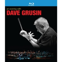 An  Evening With Dave Grusin, Blu-ray