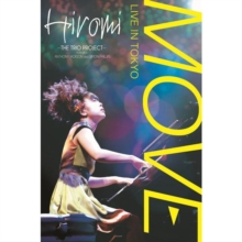 Hiromi: Move - Live in Tokyo, DVD  DVD