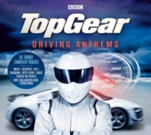 Top Gear Driving Anthems, CD / Box Set