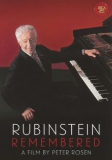 Rubinstein Remembered, DVD  DVD