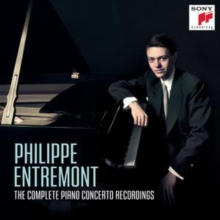 Philippe Entremont: The Complete Piano Concerto Recordings, CD / Box Set