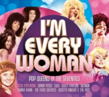 I'm Every Woman: Pop Queens of the Seventies, CD / Box Set
