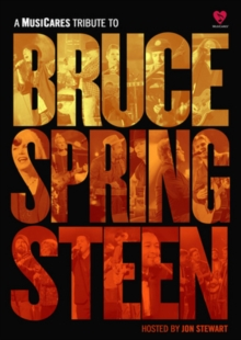 A   MusiCare Tribute to Bruce Springsteen, DVD