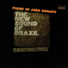 Piano of João Donato, CD / Album