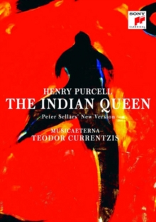 Indian Queen: Teatro Real (Currentzis), Blu-ray