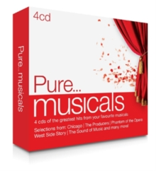 Pure... Musicals, CD / Album