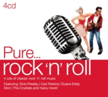 Pure... Rock 'N' Roll, CD / Box Set