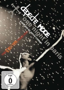 Depeche Mode: One Night in Paris, DVD  DVD