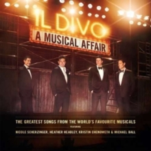 Il Divo: A Musical Affair, CD / Album