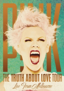 Pink: The Truth About Love Tour - Live from Melbourne, DVD