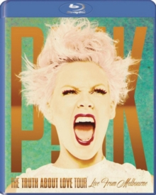 Pink: The Truth About Love Tour - Live from Melbourne, Blu-ray