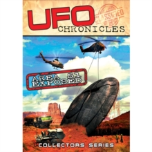 UFO Chronicles: Area 51 Exposed, DVD