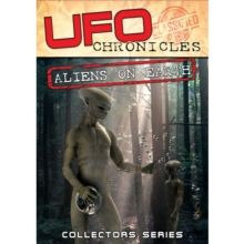 UFO Chronicles: Aliens On Earth, DVD