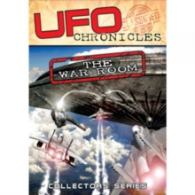 UFO Chronicles: The War Room, DVD