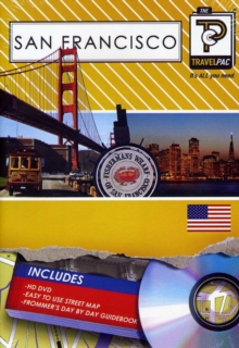 The Travel Pac Guide to San Francisco, DVD