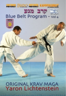 Original Krav Maga: Blue Belt Program - Programa De Cinturon Azul, DVD
