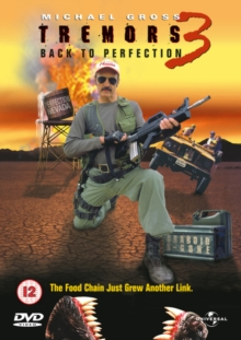 Tremors 3 - Back to Perfection, DVD