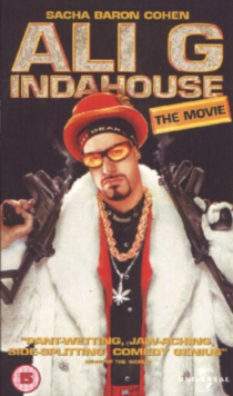 Ali G: Indahouse - The Movie, DVD  DVD