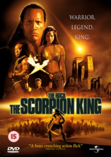 The Scorpion King, DVD DVD