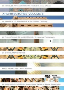 Architectures: Volume 6, DVD DVD