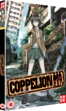 Coppelion: Complete Series Collection, DVD