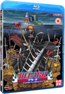 Bleach: The Movie 3 - Fade to Black, Blu-ray