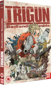 Trigun: Badlands Rumble, DVD