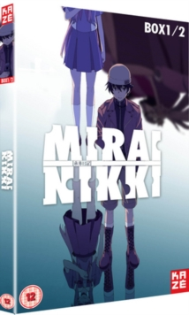 Mirai Nikki: Future Diary - Complete Collection 1, Blu-ray
