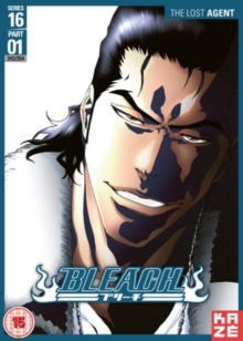 Bleach: Series 16 - Part 1, DVD