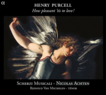 Henry Purcell: How Pleasant 'Tis to Love!, CD / Album Cd