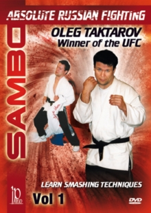 Sambo: Absolute Russian Fighting - Volume 1, DVD  DVD