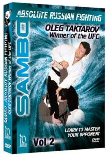 Sambo: Absolute Russian Fighting - Volume 2, DVD