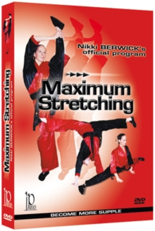 Maximum Stretching - Nikki Berwick's Official Program, DVD  DVD